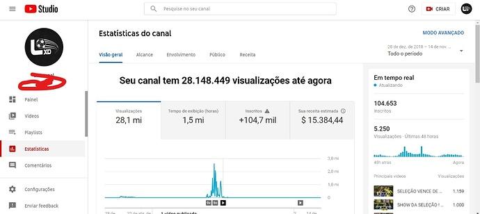 Canal venda ft2
