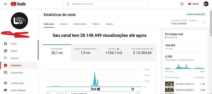 Canal venda ft3