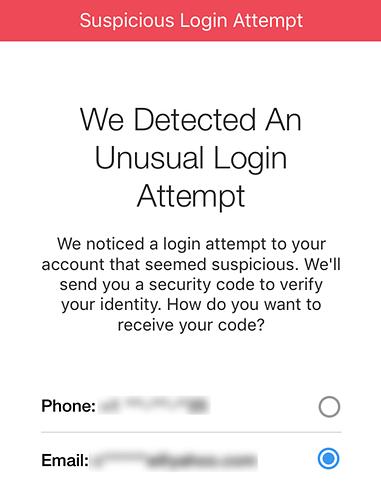 Instagram-Error