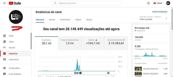 Canal venda ft1